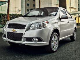 Chevrolet Aveo 2021
