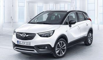 Opel Crossland Turbo 2020 full