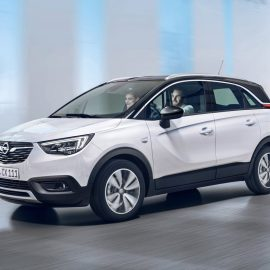Opel Crossland Turbo 2020