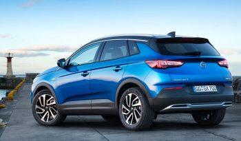 Opel Grandland Turbo 2020 full