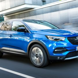 Opel Grandland Turbo 2020
