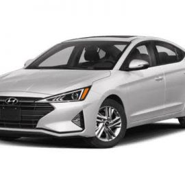 Hyundai Elantra AD 2020
