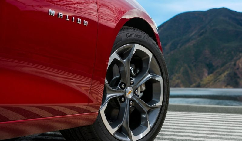 Chevrolet Malibu 2020 full