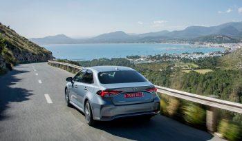 Toyota New Corolla 2020 full