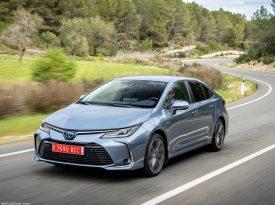 Toyota New Corolla 2020