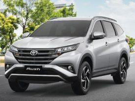 Toyota Rush 2020