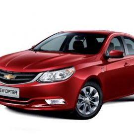 Chevrolet New Optra 2020
