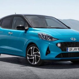 Hyundai i10 AT 2020
