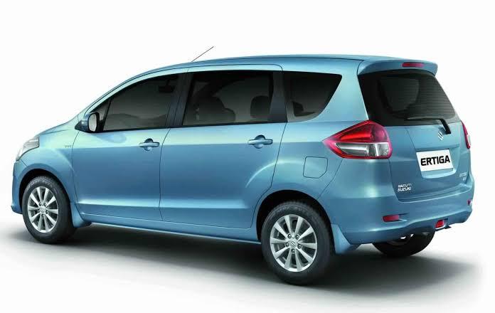 Suzuki Ertiga 7 Seats full