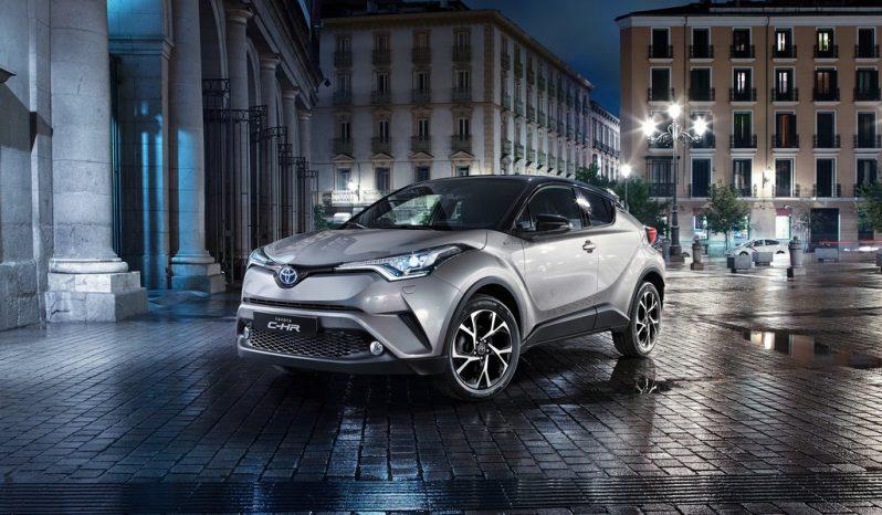 Toyota CHR 2020 full