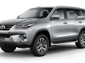 Toyota Fortuner 2020