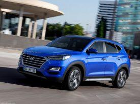 Hyundai Tuscan 2020