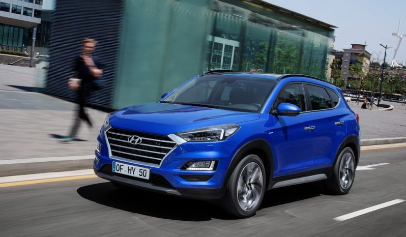 Hyundai Tuscan 2020 full